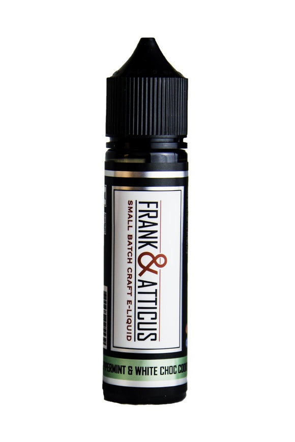 Frank & Atticus Peppermint & White Choc Cookie 60ml-E-Liquid-Vapour Titan
