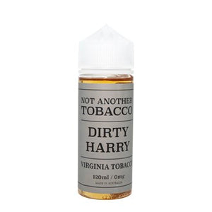 Not Another Tobacco Dirty Harry 120ml-E-Liquid-Vapour Titan