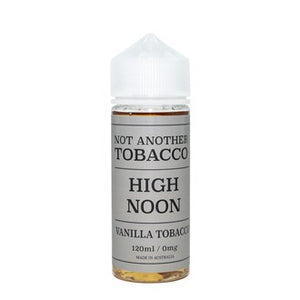 Not Another Tobacco High Noon 120ml-E-Liquid-Vapour Titan