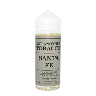 Not Another Tobacco Santa Fe 120ml-E-Liquid-Vapour Titan