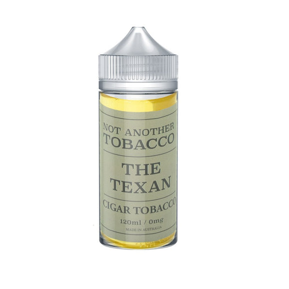Not-Another-Tobacco-The-Texan-120ml-ejuice Australia