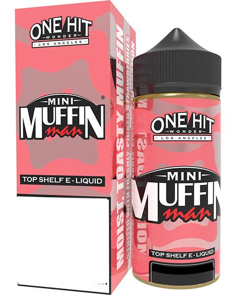One Hit Wonder Mini Muffin Man 100ml-Vapour Titan