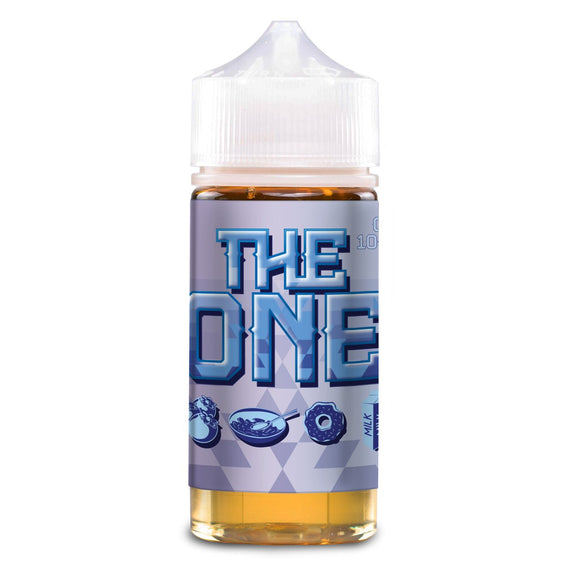 The One Blueberry Donut by Beard Vape Co 100ml-E-Liquid-Vapour Titan