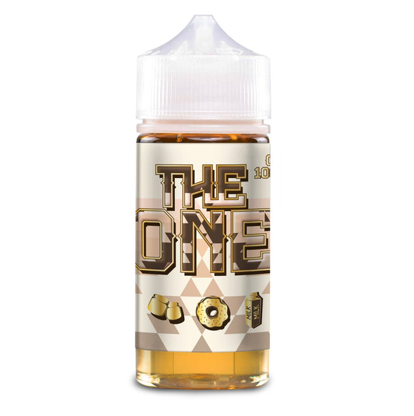 The One Marshmallow Milk by Beard Vape Co 100ml-E-Liquid-Vapour Titan
