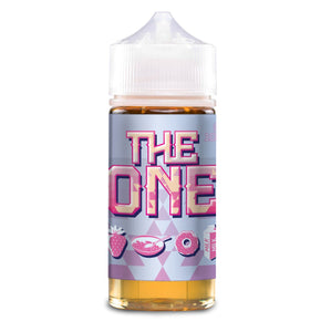 The One Strawberry Donut by Beard Vape Co 100ml-E-Liquid-Vapour Titan