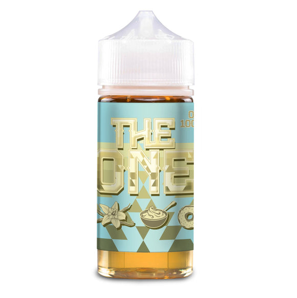The One Vanilla Custard Donut by Beard Vape Co 100ml-E-Liquid-Vapour Titan