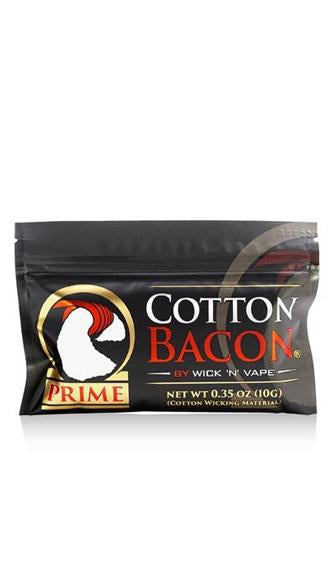Cotton Bacon Prime - Cotton Bacon by Wick N Vape |  Vapour Titan