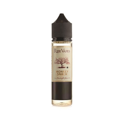 Ripe Vapes Monkey Snack 60ml Ejuice Australia