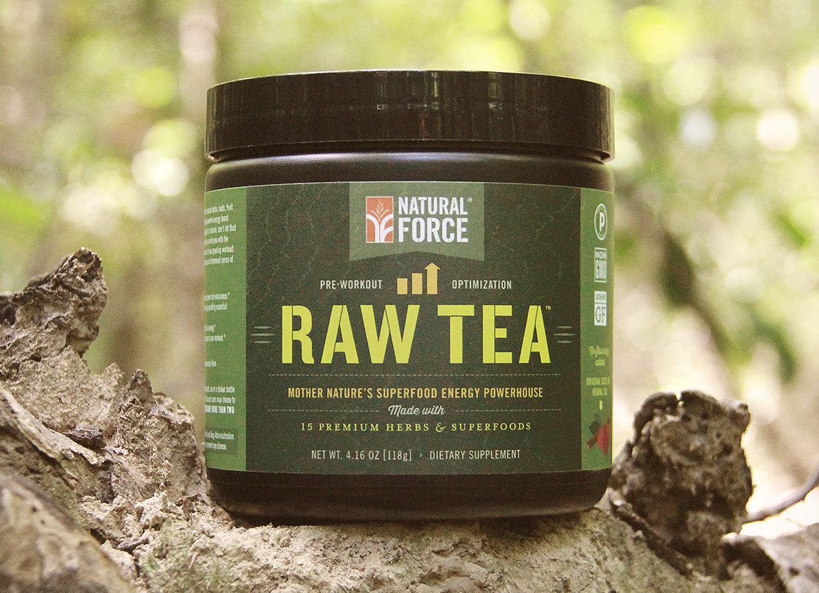 Original<br/>Raw Tea
