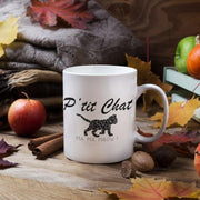 MUG Chat <br/> P'tit Chat Ma Maow Ceat Me