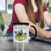 MUG Magique Flemme <br/> Chat M'Fatigue Ceat Me
