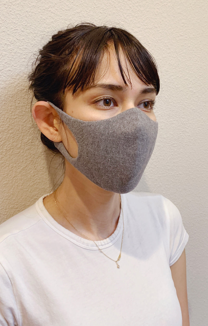 Bamboo Charcoal Organic Cotton FACE MASK