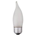 Westinghouse (03269) 60W flametip frosted