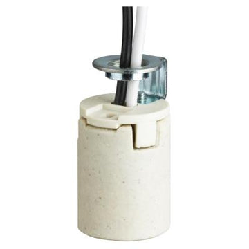 Westinghouse (22200) Candelabra Base pin socket