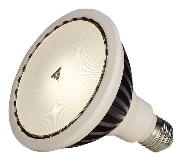 Quasar Science LED - R38 18 Watt Medium Screw Base 6000K 15 Degree Lamp