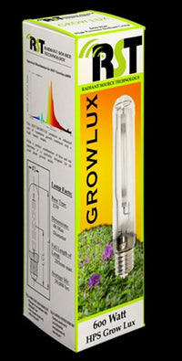Super HPS-600 GROW LUX LAMP