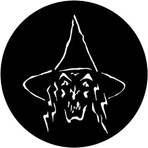 Rosco 78104 - Wicked Witch Steel Gobo