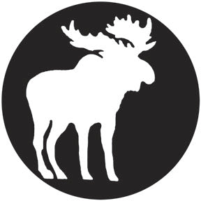 Rosco 78677 - Moose Steel Gobo