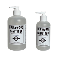 Hollywood Hand Sanitizer Pump Bottle (Hydrogel with 80% Alcohol)