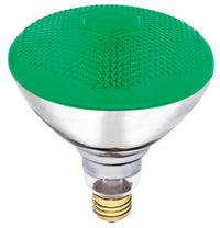 Westinghouse 0441300 - 100W Green BR38 Incandescent Bulb