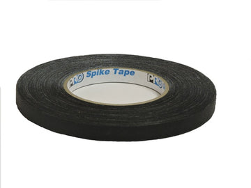 "1/2"" Black Pro Spike Tape"