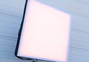 SourceMaker LED 2' X 4' Hybrid, Daylight Or Tungsten Blanket