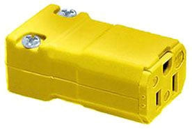 Hubbell (5969VY) Female connector Valise series 5-15R