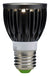 Quasar Science LED - JDR 10 Watt Medium Screw Base 6000K 15 Degree Lamp