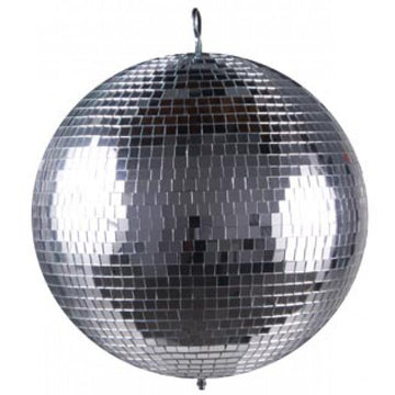 "American  DJ  12""  Mirror  Ball"