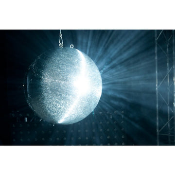 "American  DJ  40"" Mirror  Ball"