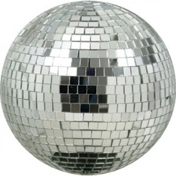 "American  DJ  8"" Mirror  Ball"