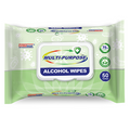 GERMisept Multi-Purpose Alcohol Wipes 50 ct.