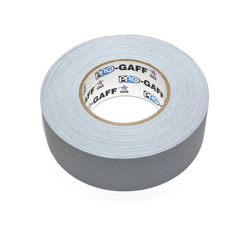 "2"" Grey Pro Gaffers Tape"