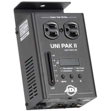 American DJ Uni Pak II - 1 Channel Dimmer Pack / Switch