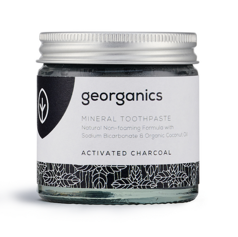 Activated Charcoal Mineral Toothpaste