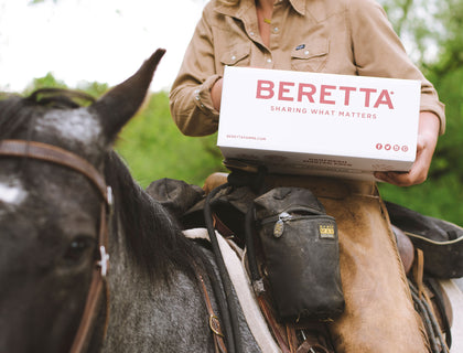 Local Delivery at Beretta