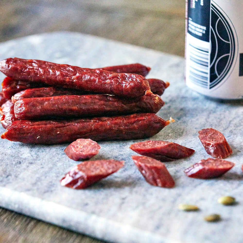Antibiotic & Hormone Free Mild Beef Sticks