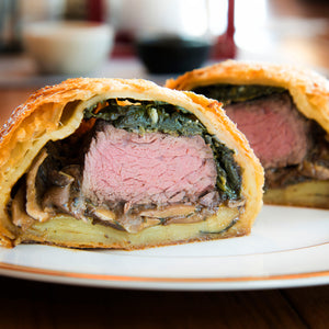 Antibiotic & Hormone Free Beef Wellington