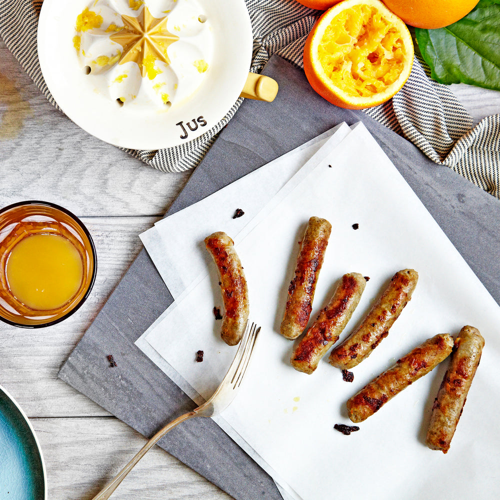 Antibiotic Free Maple Breakfast Sausage