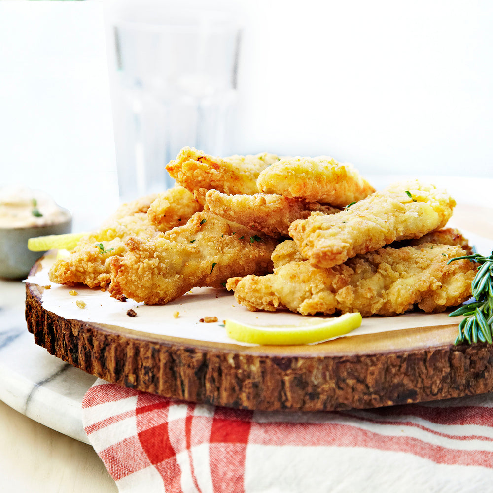 Antibiotic & Hormone Free Breaded Chicken Breast Strips