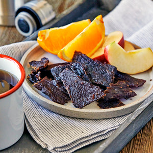 Honey Garlic Ginger Antibiotic & Hormone Free Beef Jerky