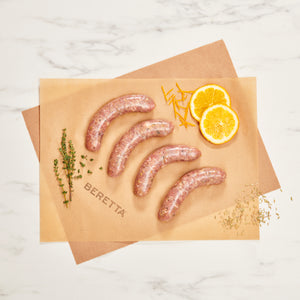 Antibiotic Free Artisanal Sausages - Fennel Orange