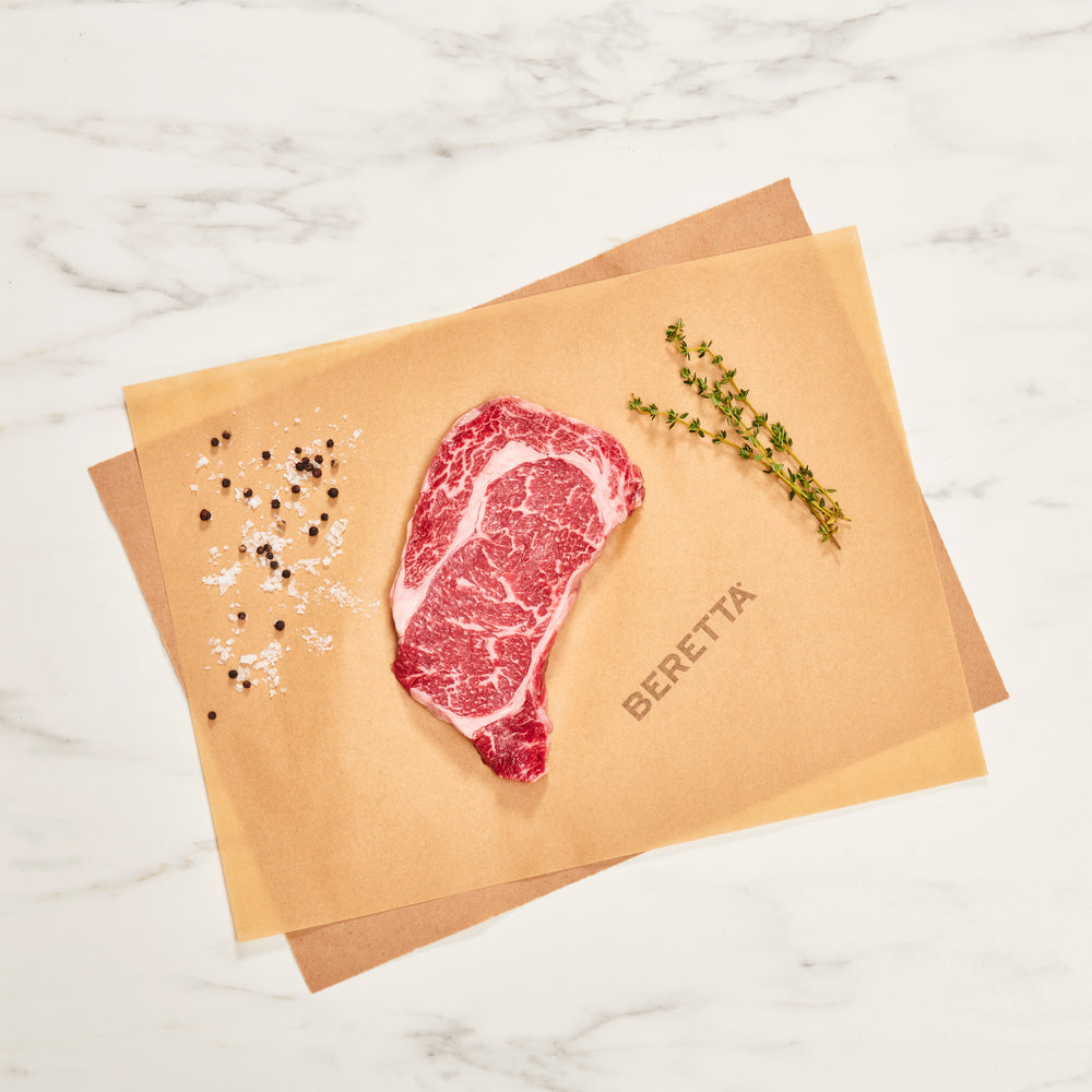 AAA Antibiotic & Hormone Free Ribeye Steak 8-10oz