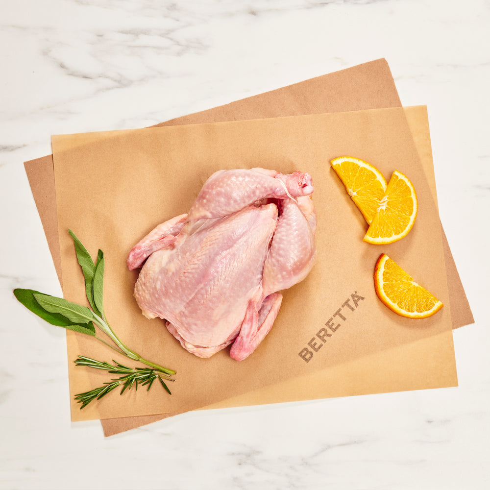 Certified Organic Whole Chicken