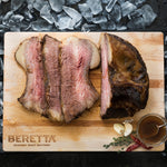 Antibiotic & Hormone Free Marinated WHOLE Beef Brisket - LOCAL DELIVERY OR PICK UP ONLY