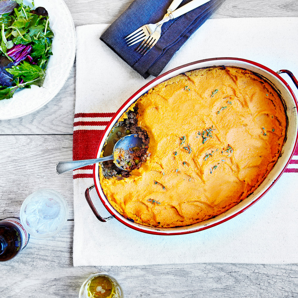 Antibiotic & Hormone Free Beef Shepherd's Pie