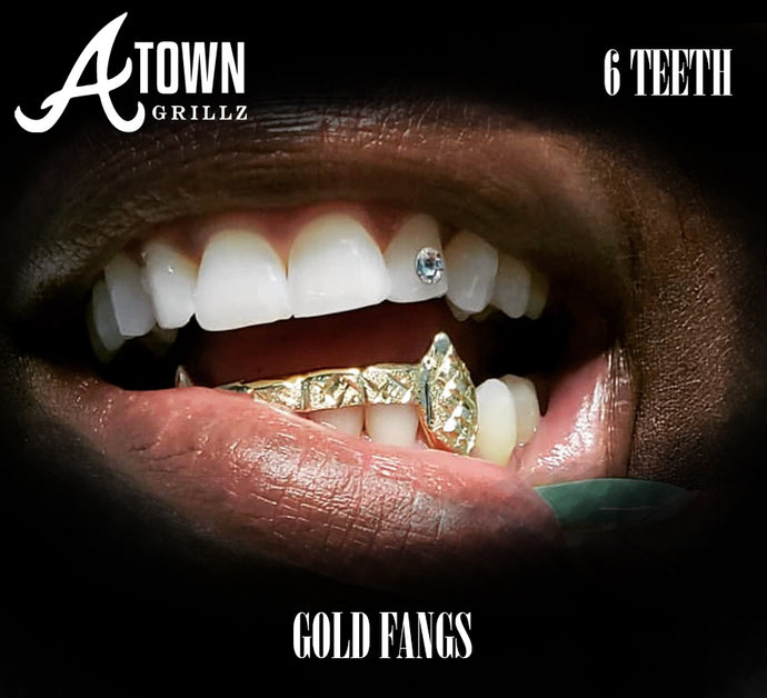 Pretty Lady Bar Edition With Gold Fangs