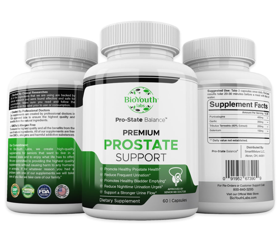best prostate supplement 2020