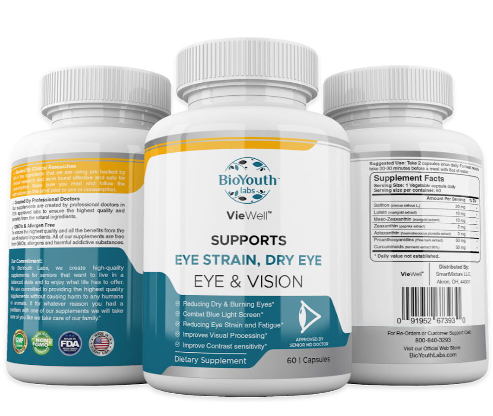 eye care supplement