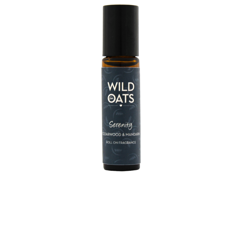 Wild Oats Serenity Roll-on Fragrance